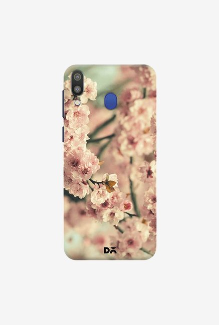 DailyObjects A Little Flowery Dream Case Cover For Samsung Galaxy M20