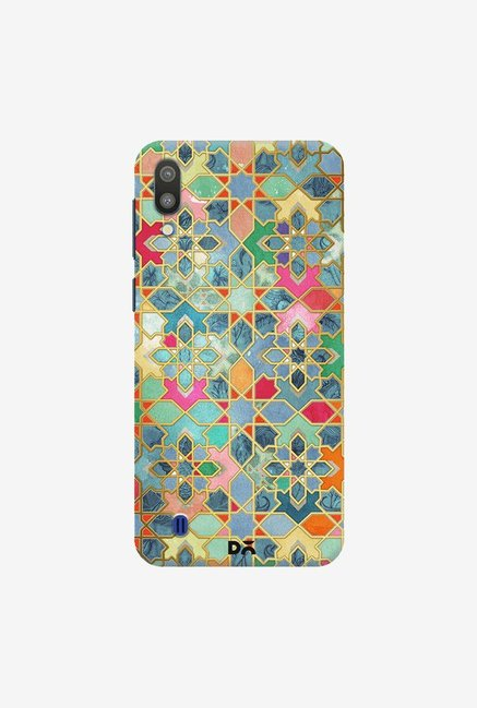 DailyObjects Gilt and Glory Mosaic Case Cover For Samsung Galaxy M10