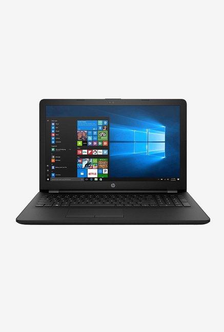 HP Notebook 15q bu002tu  Pentium N3710/4 GB/1TB/39.62 cm  15.6 /Windows 10 Home/INT  Black
