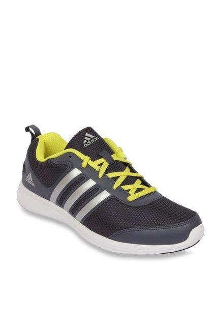 Buy Adidas Yking M Black Running Shoes