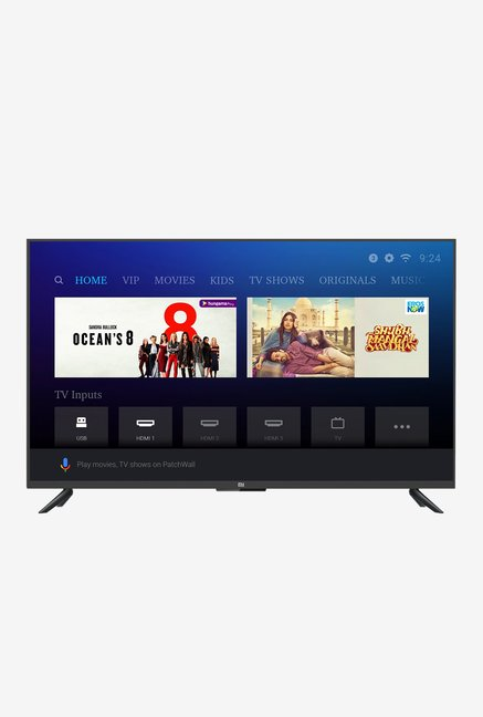 Mi 4A PRO 123 cm (49 Inches) Android Smart Full HD LED TV (Black)