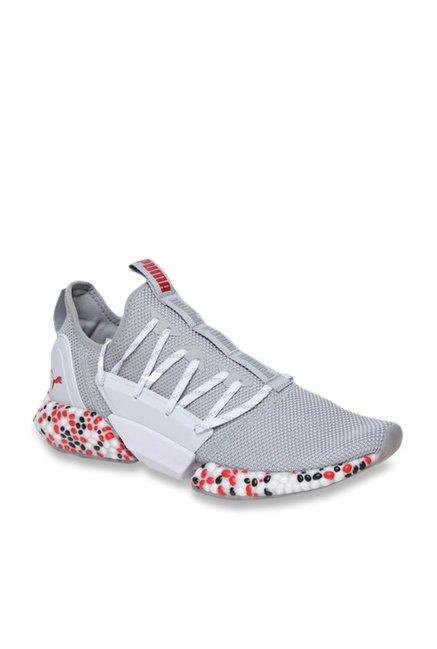 low priced 878ea 41fe8 Buy Puma Hybrid Rocket Runner Quarry Running Shoes for Men ...