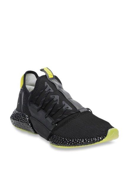 on sale de9cd b13dc Buy Puma Hybrid Rocket Runner Black Running Shoes for ...