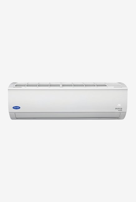 Carrier 1.5 Ton 5 Star Split Inverter AC  – White(18K 5 STAR ESTER NEO-i HYBRIDJET INVERTER R32 SPLIT AC, Copper Condenser)