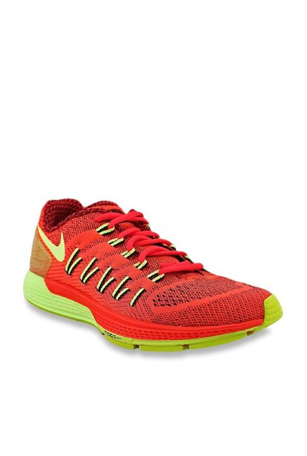 pretty nice 3b9a7 f68f5 Buy Nike Air Zoom Odyssey Red Running Shoes for Men at Best ...