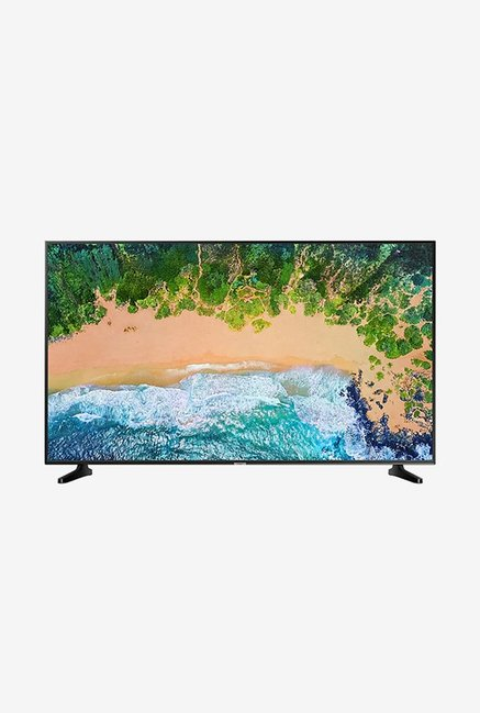 Samsung 43NU7090 108 cm  43 Inches  Smart 4K Ultra HD LED TV  Glossy Black