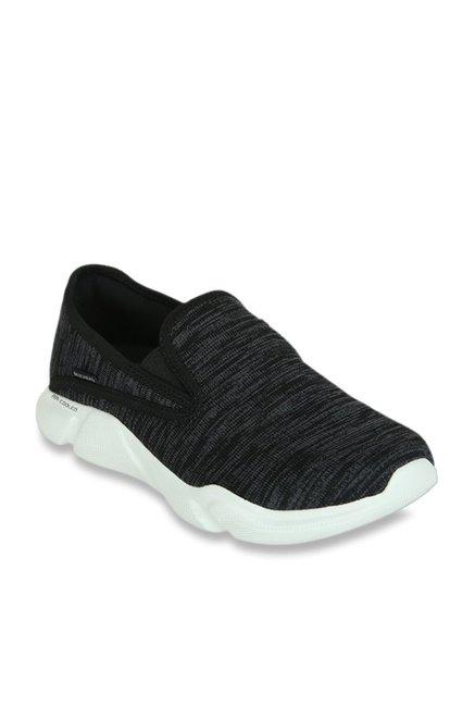 Skechers Drafter Black Walking Shoes