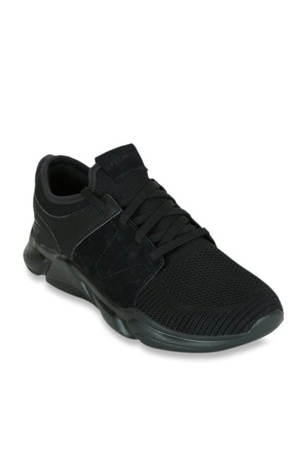 1b18f7b36bc Buy Skechers Drafter Black Walking Shoes for Men at Best Price ...