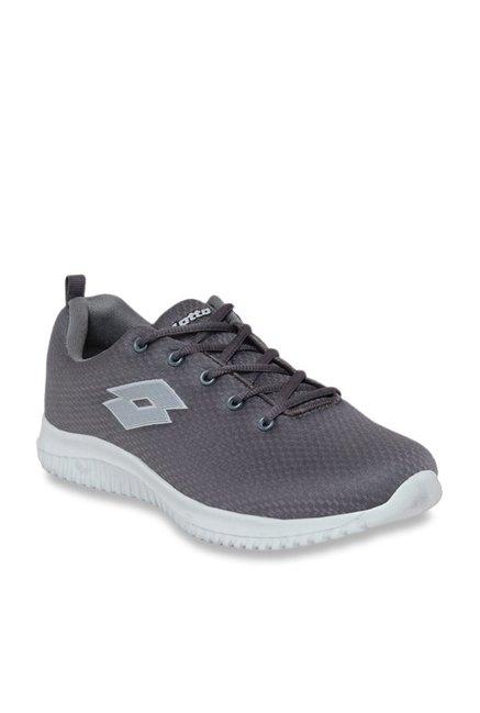 Lotto Vertigo 3.0 Grey Running Shoes