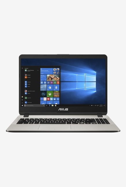 Asus X507UF EJ102T  i5 8th Gen/8  GB/256  GB SSD/15.6 inch/Windows 10/2  GB Graphics/1.68 kg  Icicle Gold