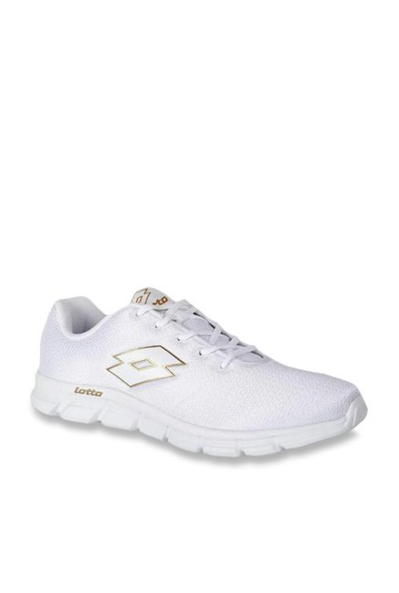Lotto Vertigo White Running Shoes
