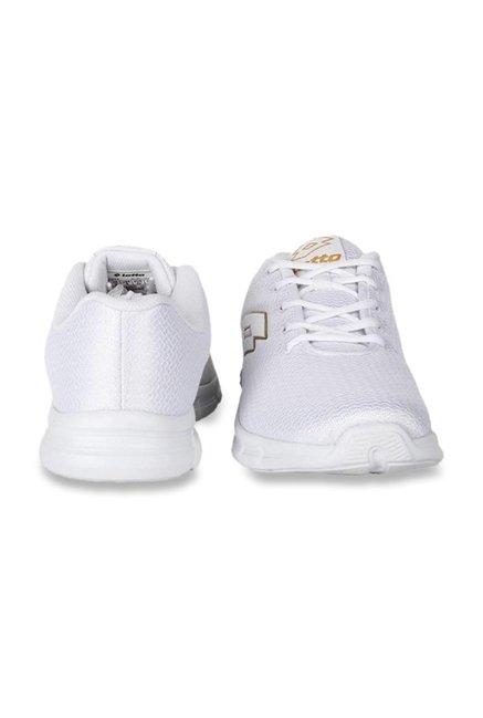 Buy Lotto Vertigo White Running Shoes