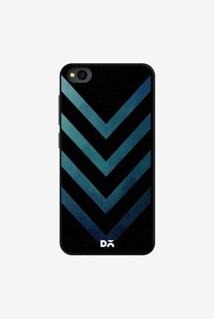 DailyObjects Dark Blue Arrow Case Cover For Xiaomi Redmi Go