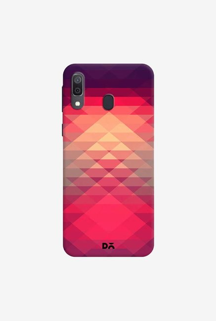 DailyObjects Abstract Illusion Case Cover For Samsung Galaxy A30