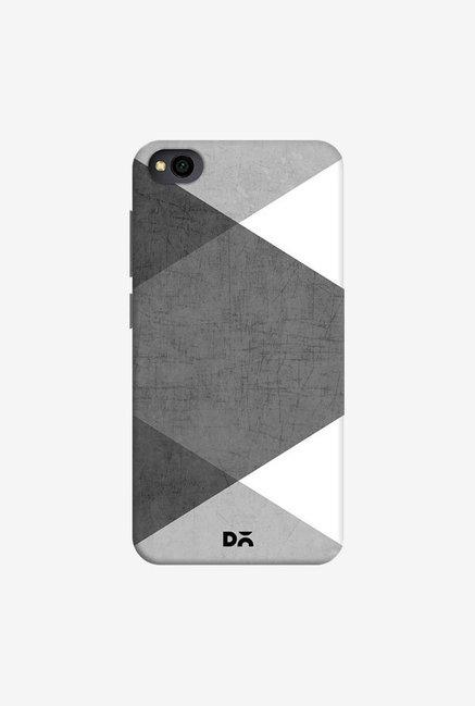 DailyObjects Black and White Triangles Case Cover For Xiaomi Redmi Go