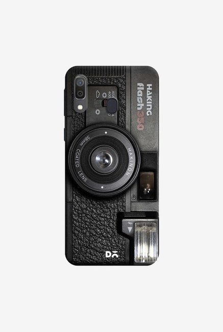 DailyObjects Camera Case Cover For Samsung Galaxy A30