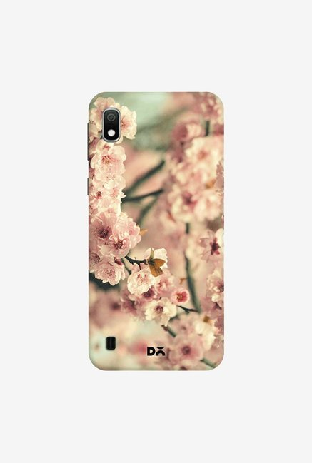 DailyObjects A Little Flowery Dream Case Cover For Samsung Galaxy A10