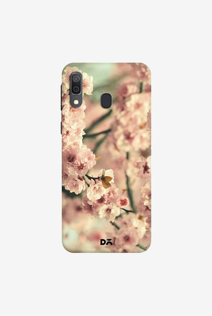 DailyObjects A Little Flowery Dream Case Cover For Samsung Galaxy A30