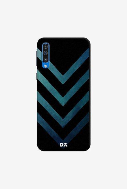 DailyObjects Dark Blue Arrow Case Cover For Samsung Galaxy A50
