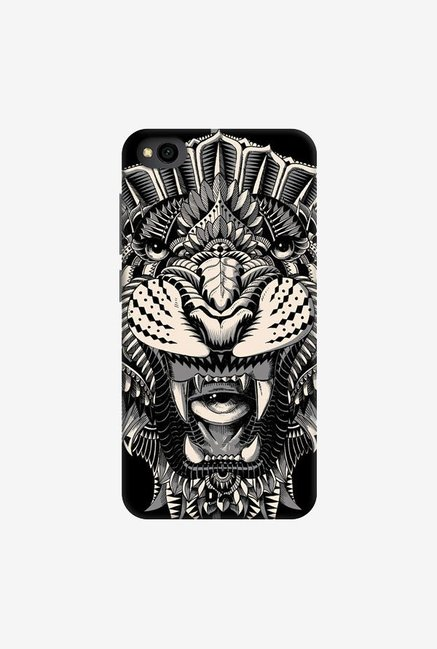 DailyObjects Eye of The Tiger Case Cover For Xiaomi Redmi Go