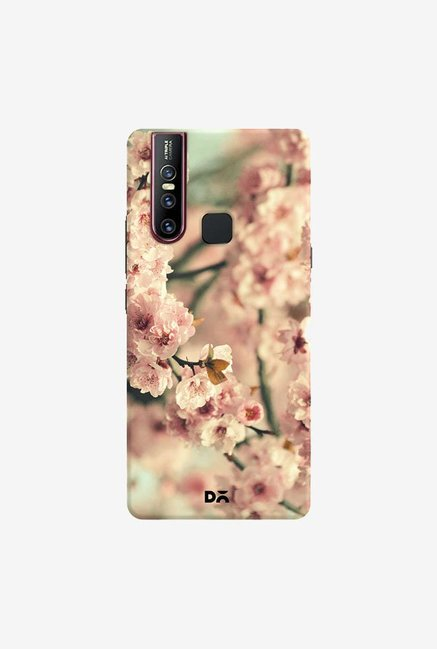 DailyObjects A Little Flowery Dream Case Cover For Vivo V15