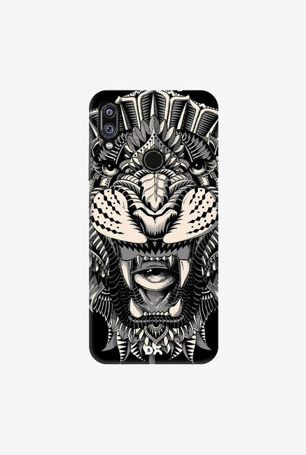DailyObjects Eye of The Tiger Case Cover For Xiaomi Redmi Note 7 Pro