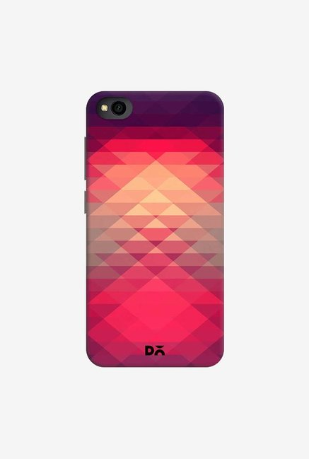 DailyObjects Abstract Illusion Case Cover For Xiaomi Redmi Go