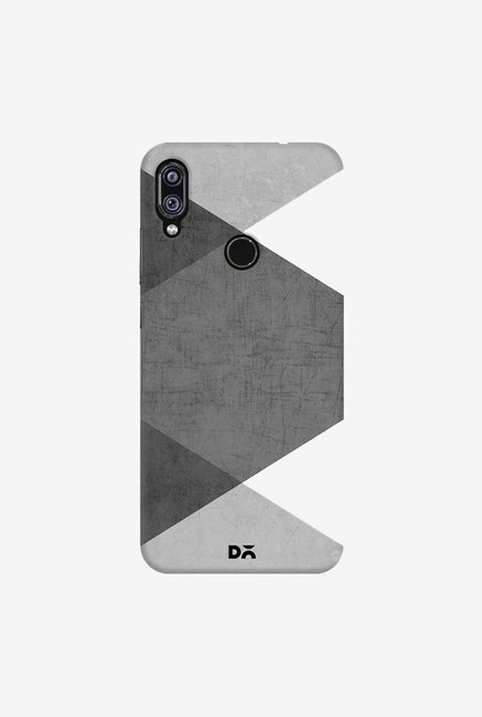 DailyObjects Black and White Triangles Case Cover For Xiaomi Redmi Note 7 Pro