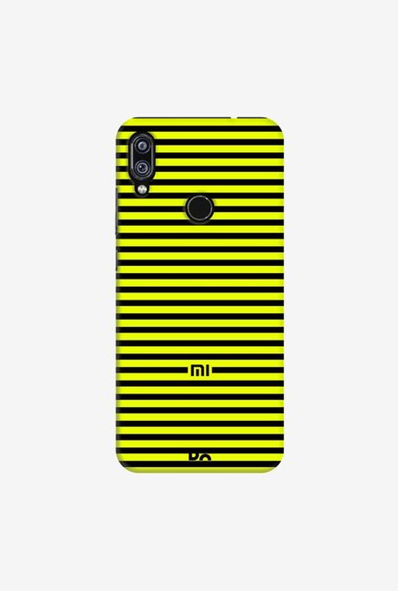 DailyObjects Electric Pinstripes Case Cover For Xiaomi Redmi Note 7 Pro