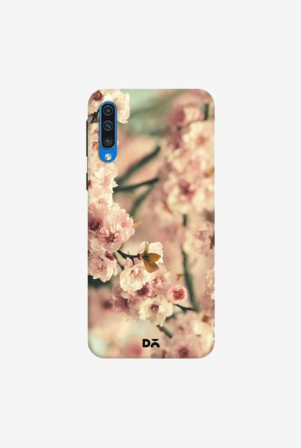 DailyObjects A Little Flowery Dream Case Cover For Samsung Galaxy A50