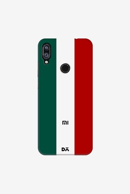 DailyObjects Careful Contrast Case Cover For Xiaomi Redmi Note 7 Pro