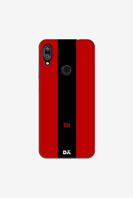 DailyObjects Crimson Stroll Case Cover For Xiaomi Redmi Note 7 Pro