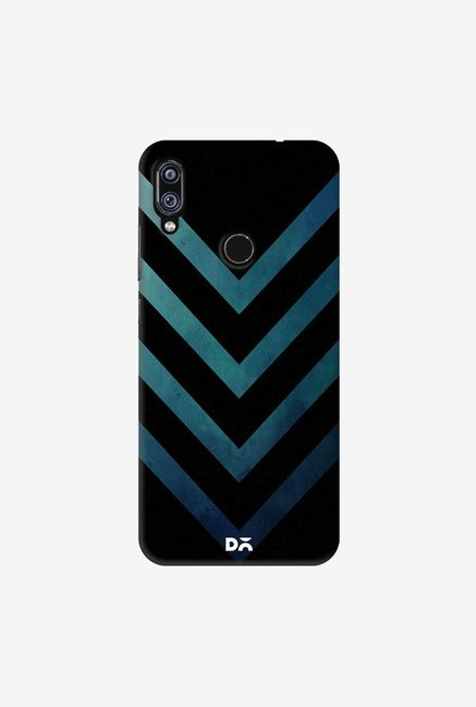 DailyObjects Dark Blue Arrow Case Cover For Xiaomi Redmi Note 7 Pro