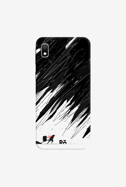 DailyObjects Geometric Storm Case Cover For Samsung Galaxy A10