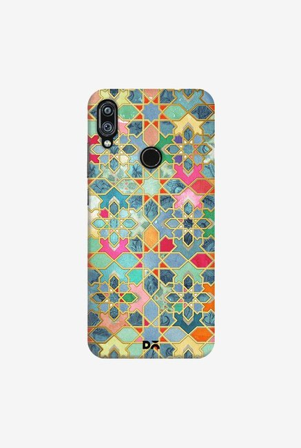 DailyObjects Gilt and Glory Moroccan Mosaic Case Cover For Xiaomi Redmi Note 7 Pro