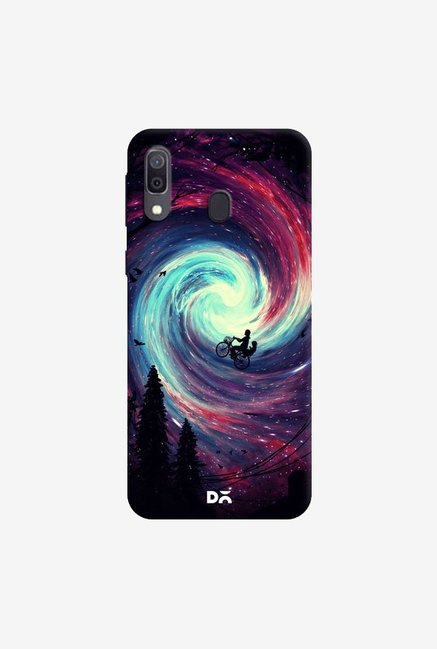DailyObjects Adventure Time Case Cover For Samsung Galaxy A30