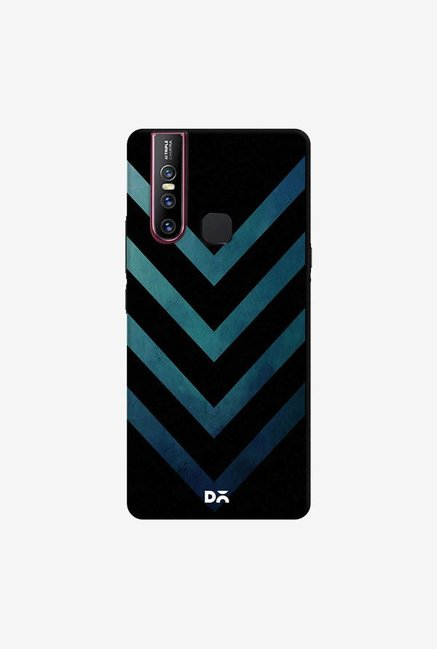 DailyObjects Dark Blue Arrow Case Cover For Vivo V15