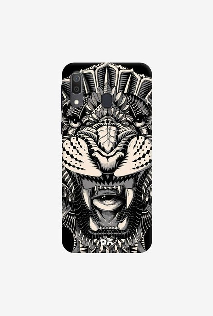 DailyObjects Eye of The Tiger Case Cover For Samsung Galaxy A30