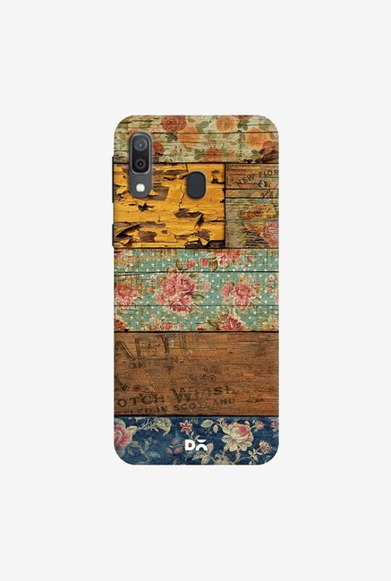DailyObjects Barroco Style Case Cover For Samsung Galaxy A30