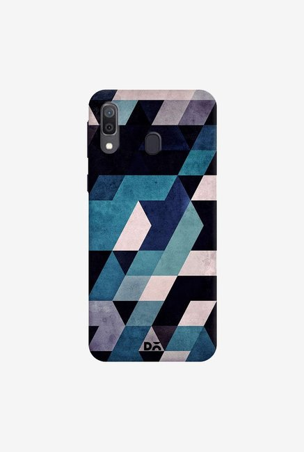 DailyObjects Blux Redux Case Cover For Samsung Galaxy A30