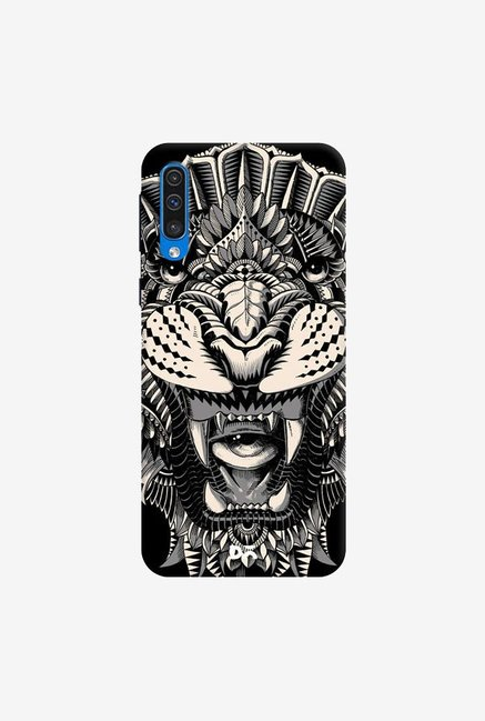 DailyObjects Eye of The Tiger Case Cover For Samsung Galaxy A50