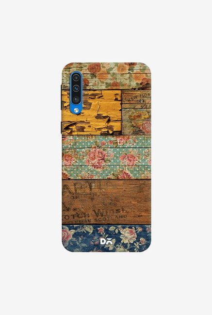 DailyObjects Barroco Style Case Cover For Samsung Galaxy A50