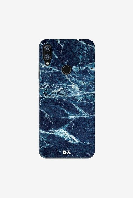 DailyObjects Black And Sea Marble Case Cover For Xiaomi Redmi Note 7 Pro