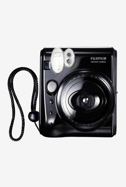 Fujifilm Instax Mini 50s with 10x2 film Instant Camera (Black)
