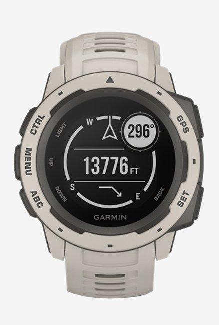 Garmin Instinct Smartwatch (Tundra Grey)