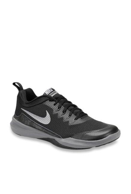 new concept c6fe7 964c2 Buy Nike Legend Trainer Black Training Shoes for Men at Best Price @ Tata  CLiQ