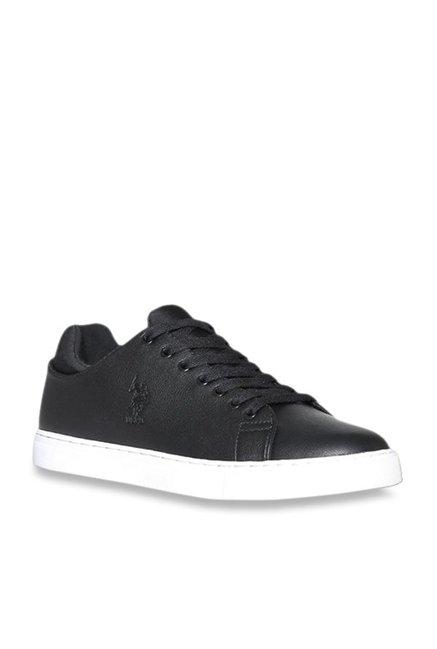 Polo Assn. Camara Black Sneakers