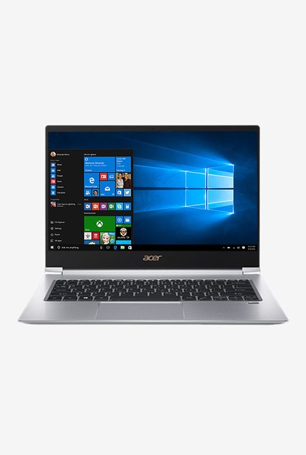 Acer Swift 3 SF315-52G-52XD(i5 8th Gen/8GB+16GB Optane/1TB/15.6inch/W10+MSO/2 GB/1.7kg/1.8 kg)Silver