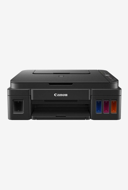 Canon Pixma G2010 All-in-One Inkjet Printer (Black)