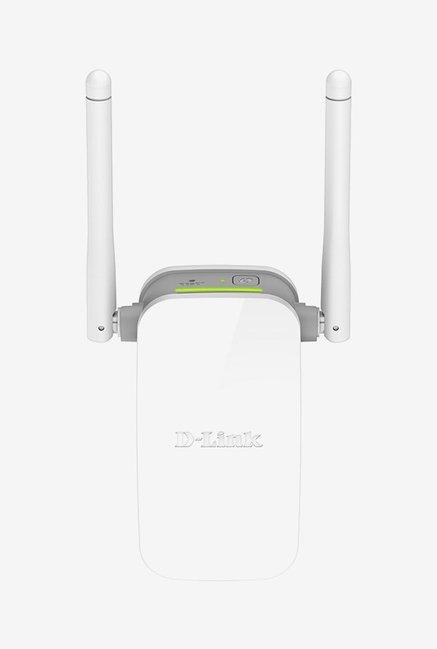 Dlink N300 DAP 1325 Wi Fi Range Extender  White